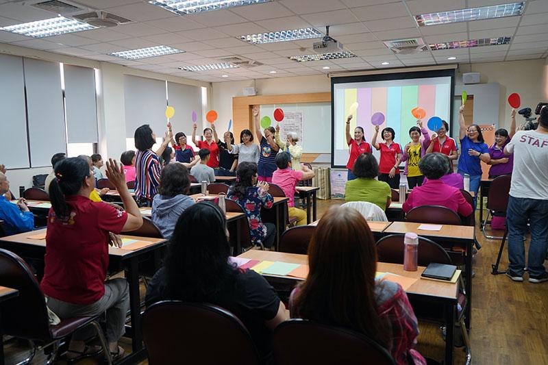 東海USR×公益CEO : 志工培力課程2